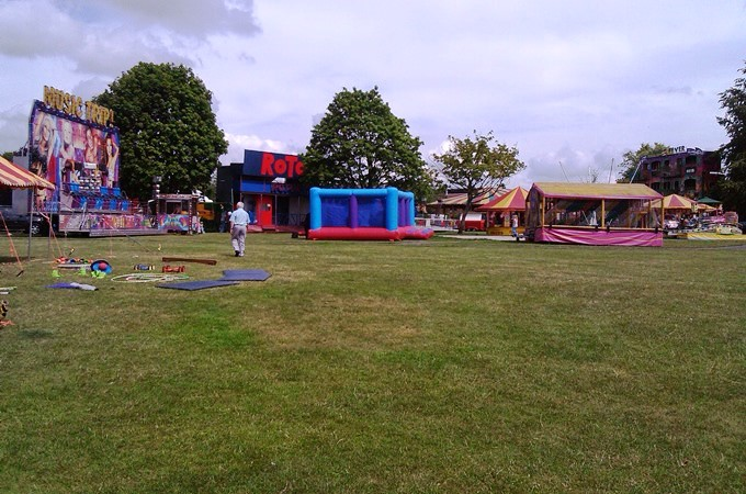 Andover Carnival 2014 - Vigo Road Park