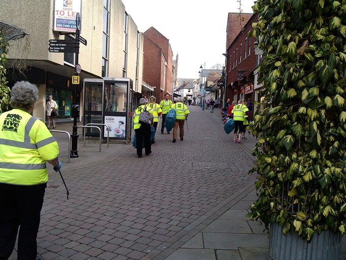 Andover Town Tidy Team