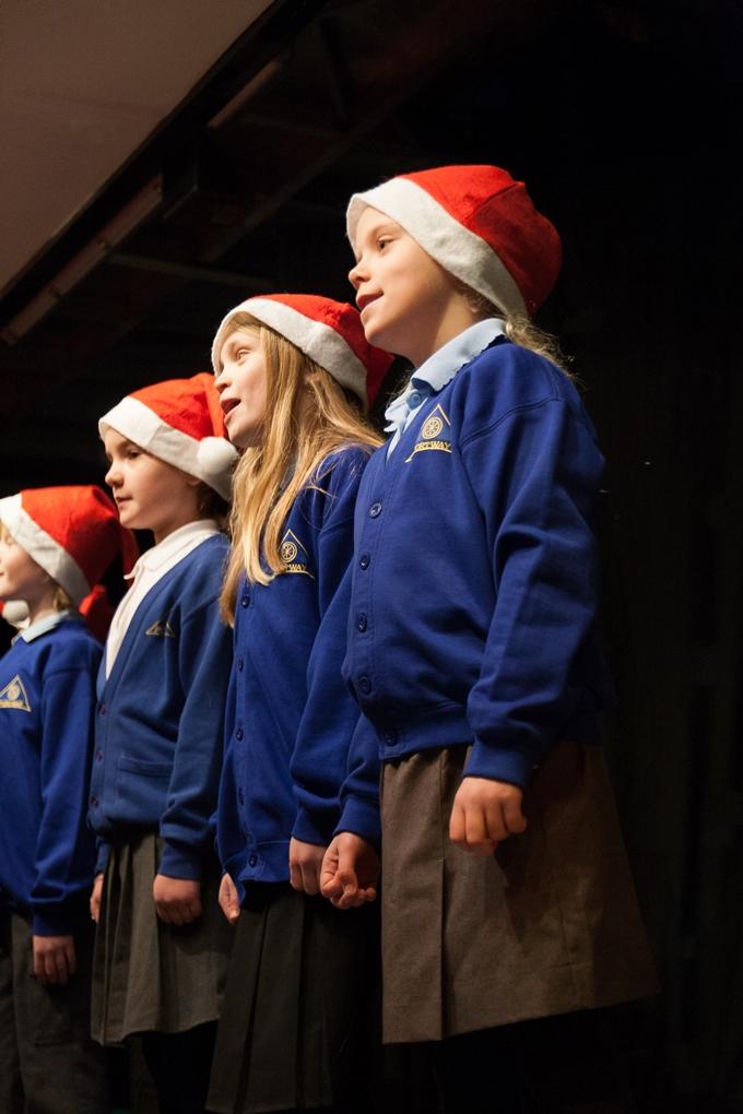 Portway Glee Club