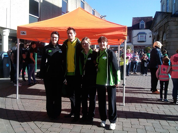 11 - The Asda Team
