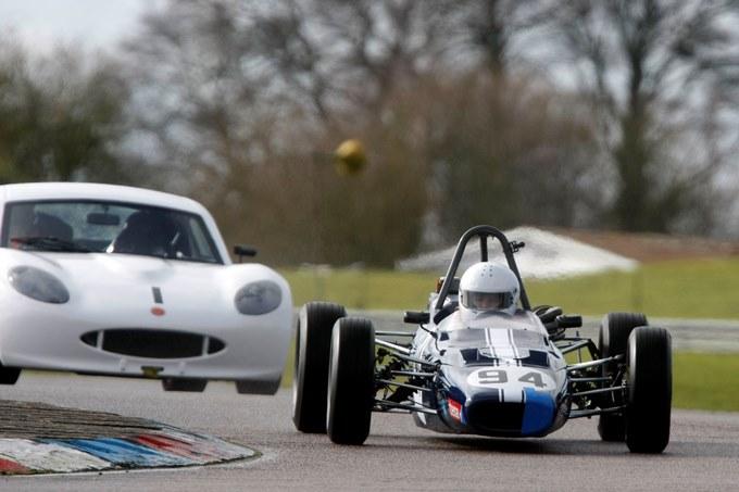 Michael O'Brien (GBR) Speedsport Formula Ford