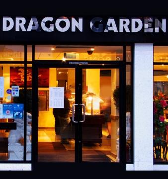 Dragon Garden Restaurant, Andover