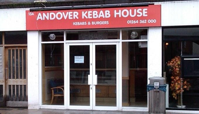 Andover Kebab House