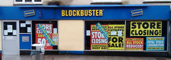 Blockbusters Andover