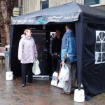 Farmers Market in Andover Open Despite Weather