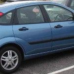 Car Stolen from Driveway in Andover