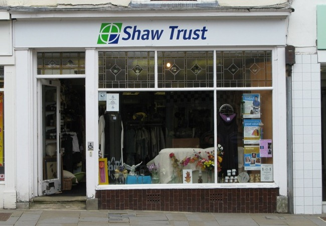 Shaw Trust Andover