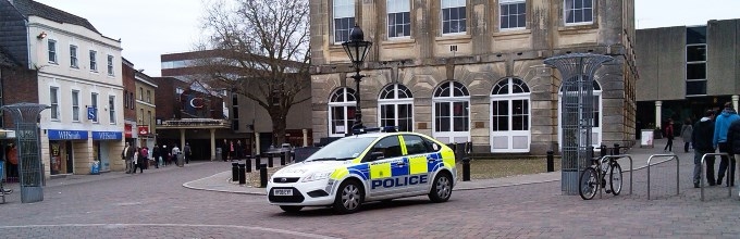 Andover Town Centre Incident