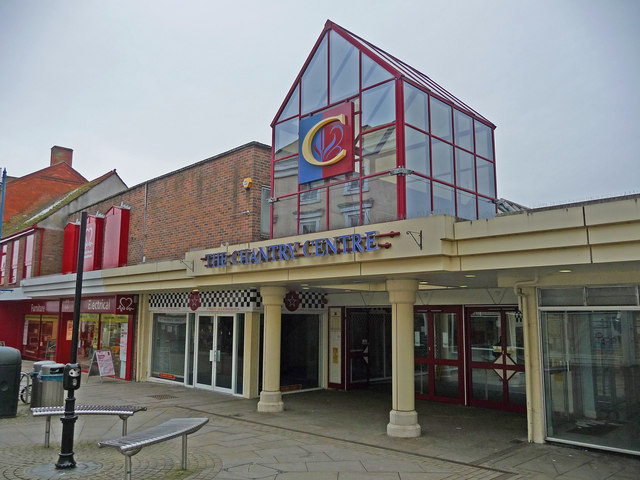 Chantry Centre Andover