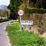 Thatched Property Fire in Quarley