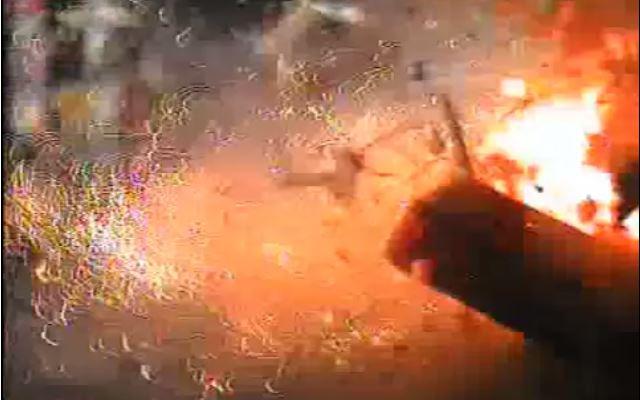 Weyhill Garage Explosion