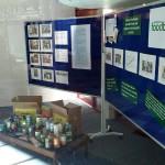 Farleigh Students Design Andover Foodbank Library Display