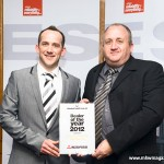 Andover Fork Truck Services Win Dealer of the Year