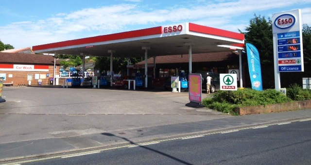 Esso Charlton Road
