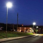 New Streetlights Helping to Reduce Costs