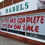 Habels Store to Close in Andover