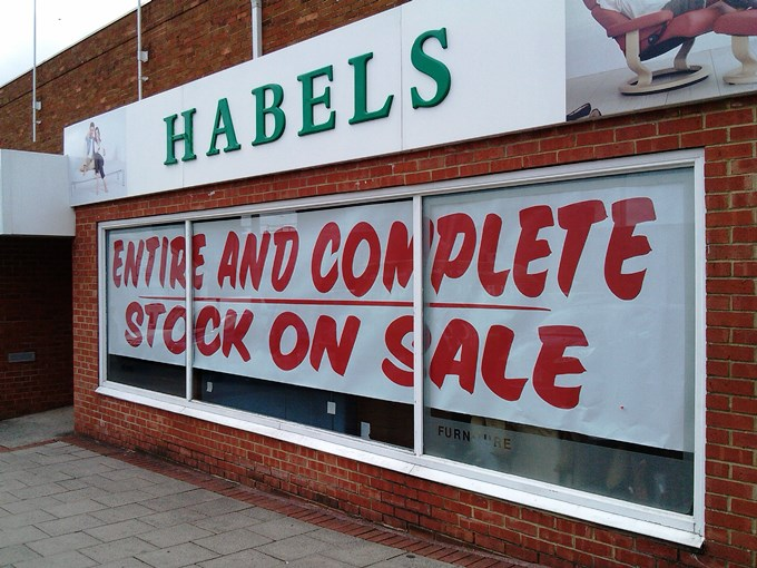 Habels Andover Closing