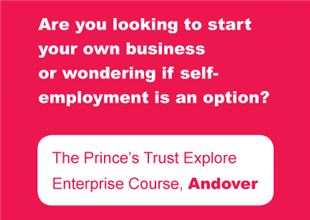 Princes Trust Andover
