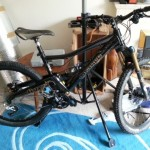 Mountain Bike Stolen in Andover Burglary