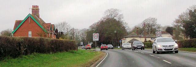 Weyhill near Andover