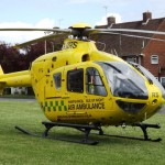 Air Ambulance Called to Tollgate Road