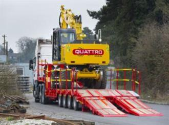 Andover Trailers Quattro Group Order