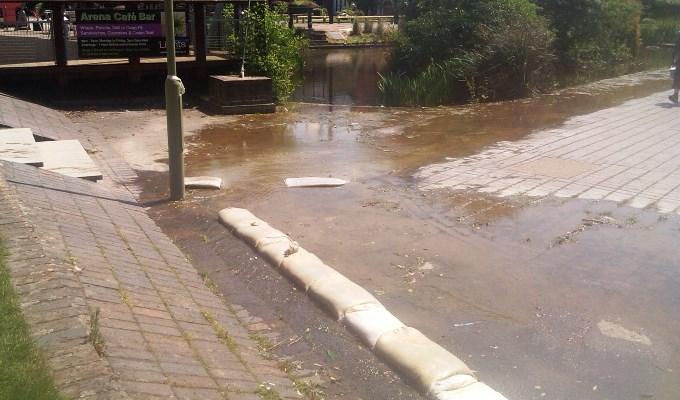 Andover College River Block