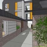 Winton Court Development Work Commences