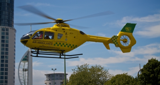 Hampshire IOW Air Ambulance