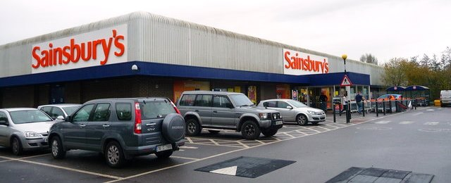 Sainsburys Andover