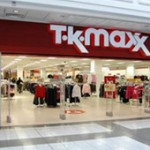 TK Maxx Opening in Andover