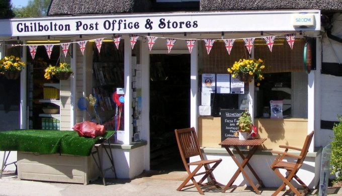 Chilbolton Post Office and Village Store