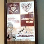 Andover's Got Talent – Costa Coffee Acoustic Night