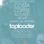Toploader to Play Costa Acoustic