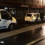 Disturbance in Andover Town Centre