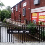 River Anton Restoration Work Continues