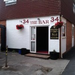 Bar 34 in Andover Opening Hours Updated