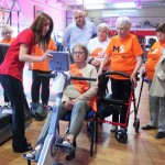 New Leisure Centre Equipment Helps People Get Stronger
