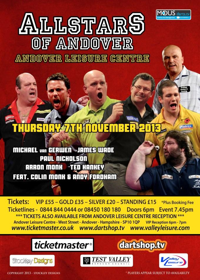 Andover Darts Allstars