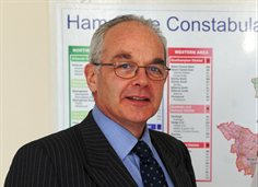Simon Hayes - Hampshire PCC