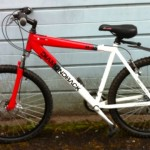 Diamondback Bike Stolen in Andover