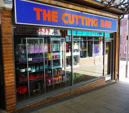 The Cutting Bar in Andover