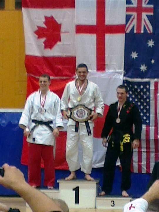 Tommy Gentleman World Champion