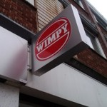 Wimpy Opens in Bridge Street