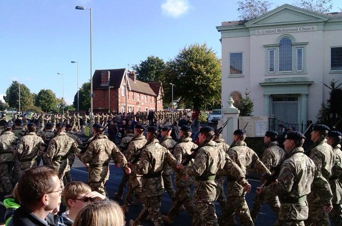 22 Engineer Regiment - Eastern Avenue Andover