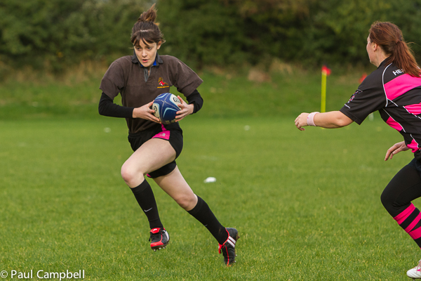 Andover RFC Ladies Touch Rugby
