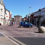 Andover High Street is Top 5 in the Country