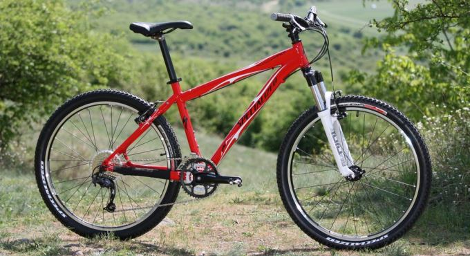 Stolen Specialized Rockhopper