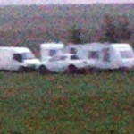 Travellers Return To Smannell Road