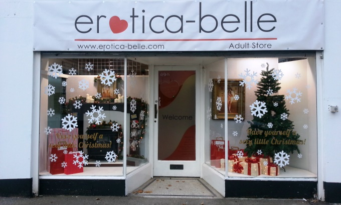 Erotica Belle in Andover